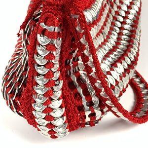 Handbags - Aluminum Pop Tab Purse